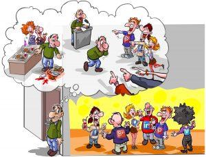 Sosyal Anksiyete, Sosyal Kaygı, Kaygı Bozukluğu, sosyal fobi